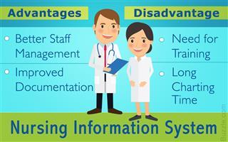 Advantage and disadvantage of NIS