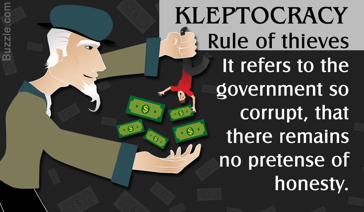 Image result for kleptocracy