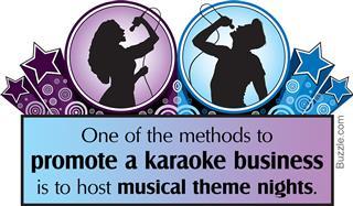 Tip to start karaoke business