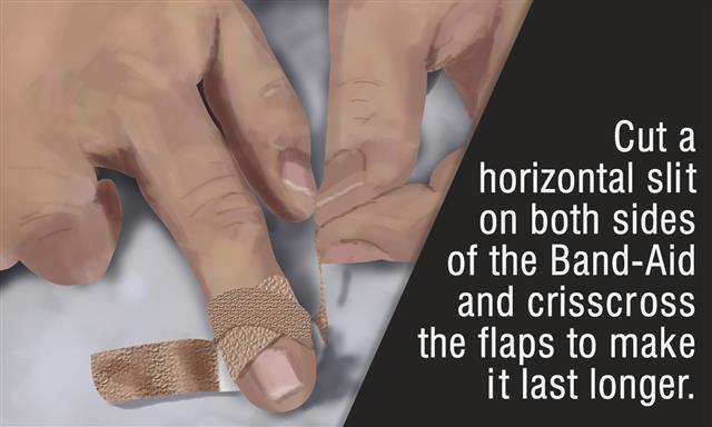 Band Aid Hack