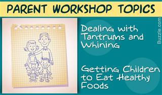 Parent workshop topics