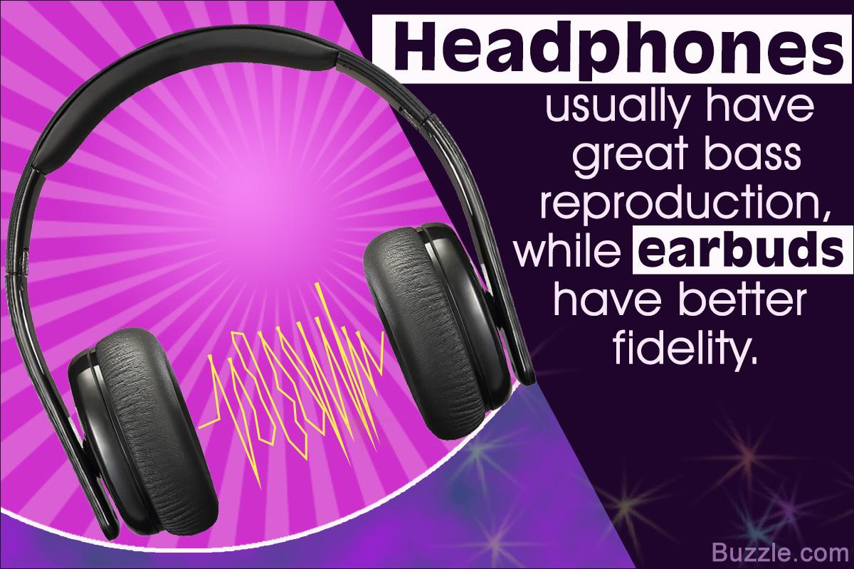 Choosing Between Earbuds and Headphones