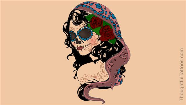 Sugar Skull Twist