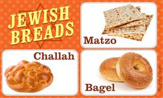 Types of Jewish breads