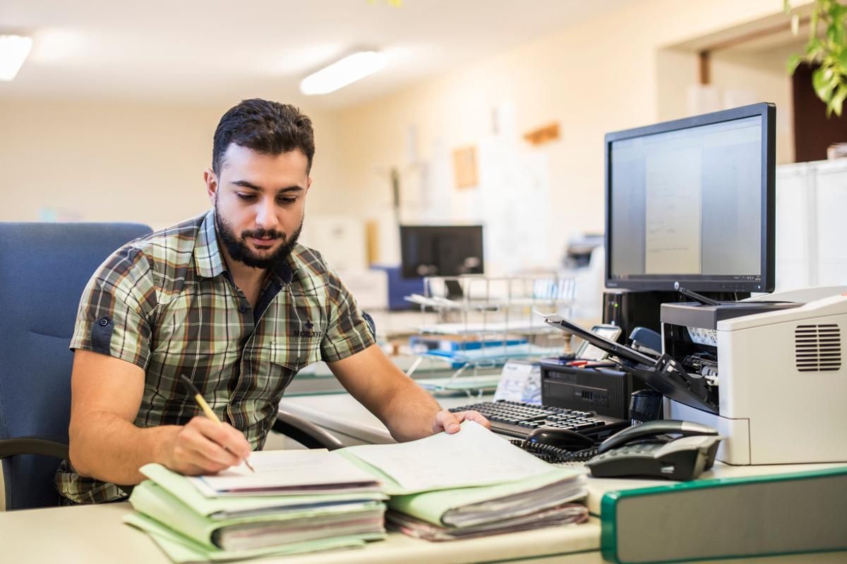 Administrative Clerk  Administrative Clerk