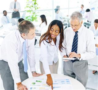 Cooperation in organization