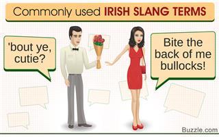 Irish slang terms