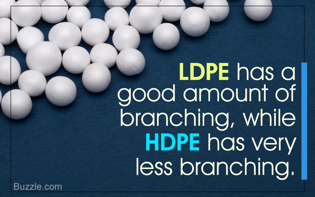 LDPE Vs. HDPE