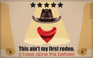 Famous Texas saying