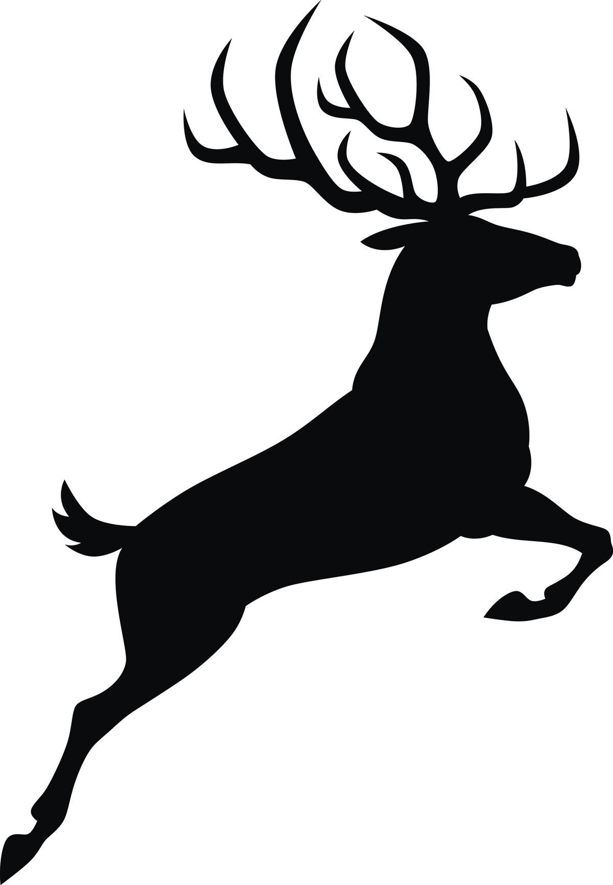 Deer spirit animal what does it symbolize black deer buycottarizona Images