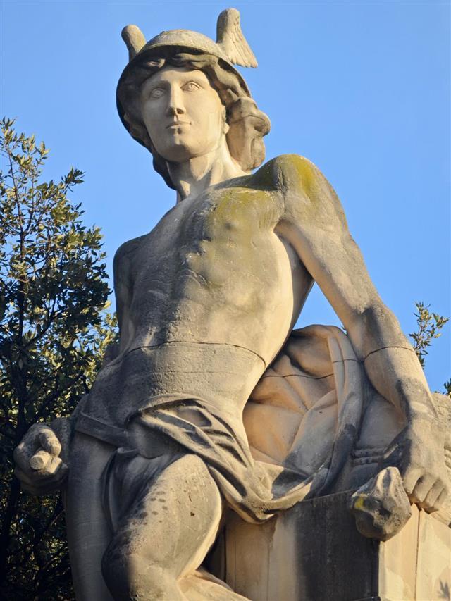 Hermes gladiator