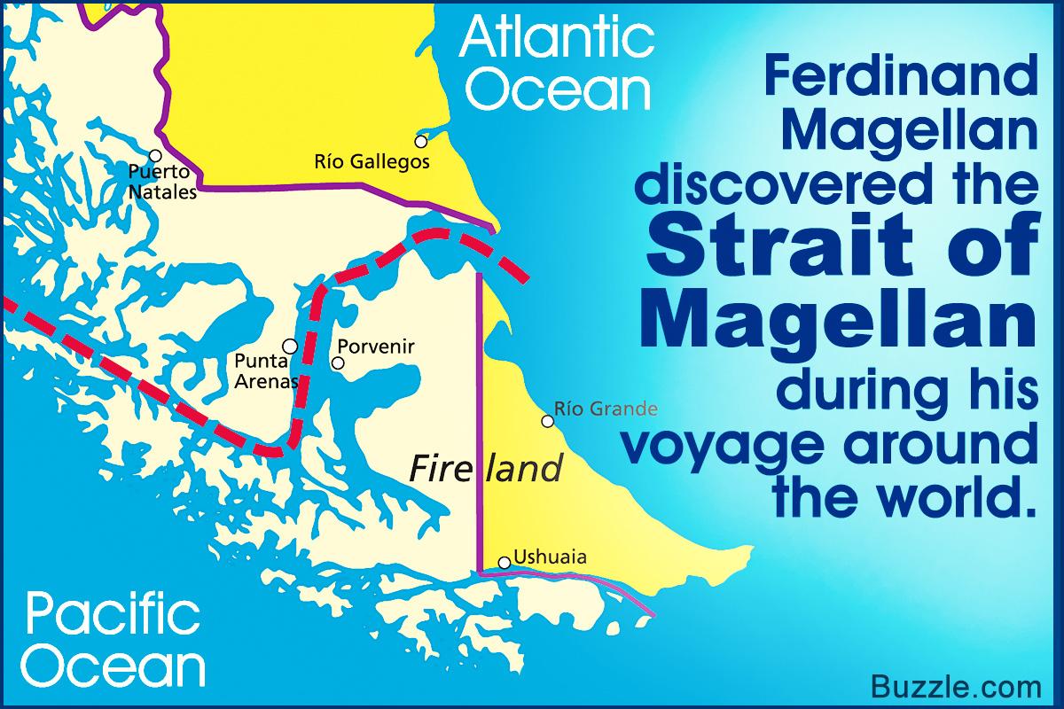 Magellan Strait Historic Maps - Home Page | Princeton ...