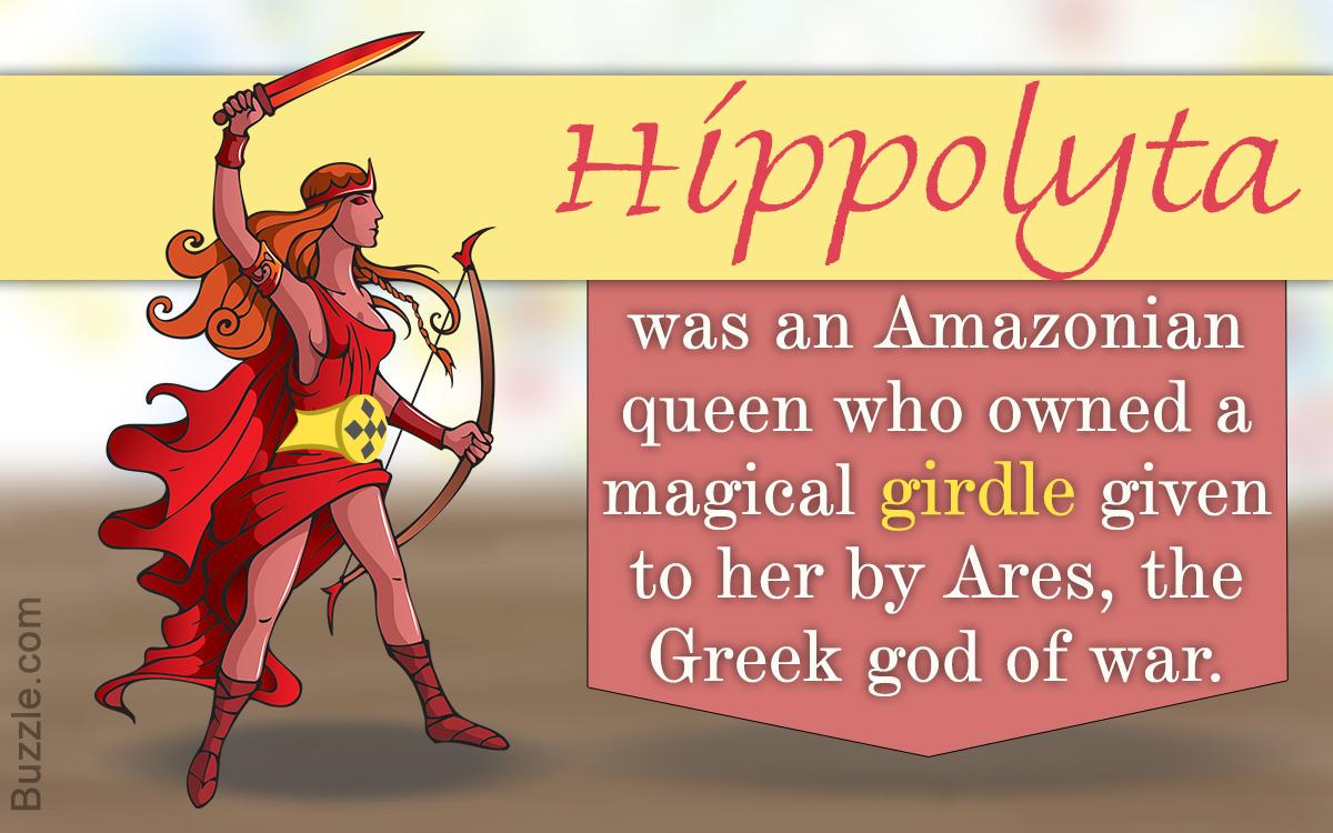 Who was Hippolyta in Greek Mythology?
