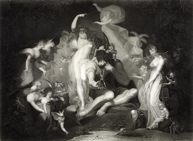 Shakespeare's Midsummer Nights Dream