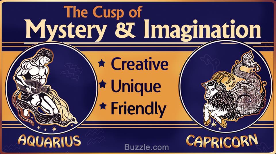 Characteristics of a Capricorn-Aquarius cusp