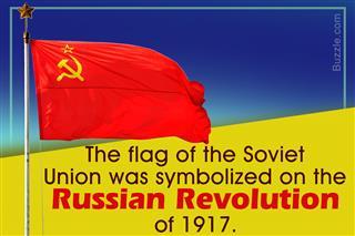 Soviet Union flag history