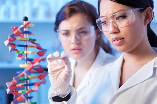 Genetic scientists