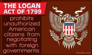 Logan Act of 1799