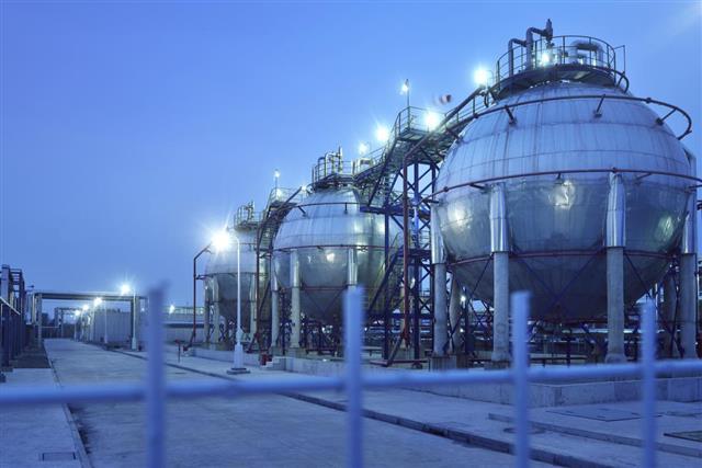Storage of Gases
