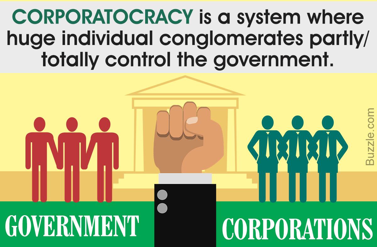 Understanding Corporatocracy With Examples