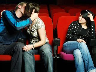 Cinema Series ??? Kissing