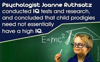 Research about child prodigies