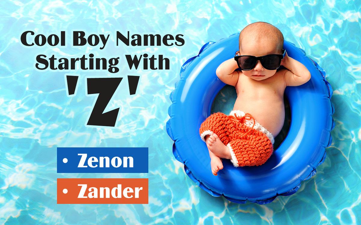 Cool Boy Names