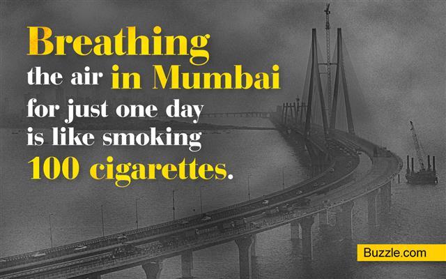 HDR, Mumbai Monuments India,Smoke fragments on a black background