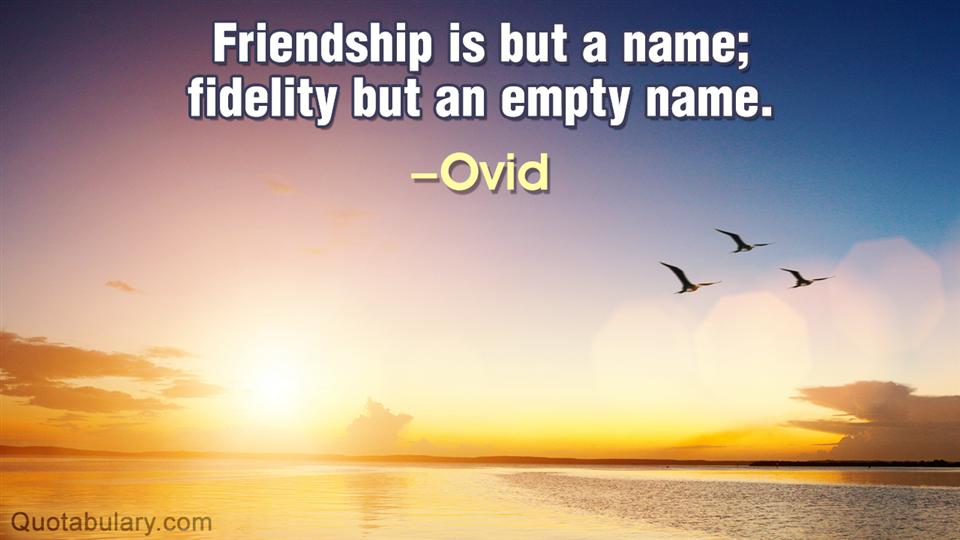 Sad friendship quote