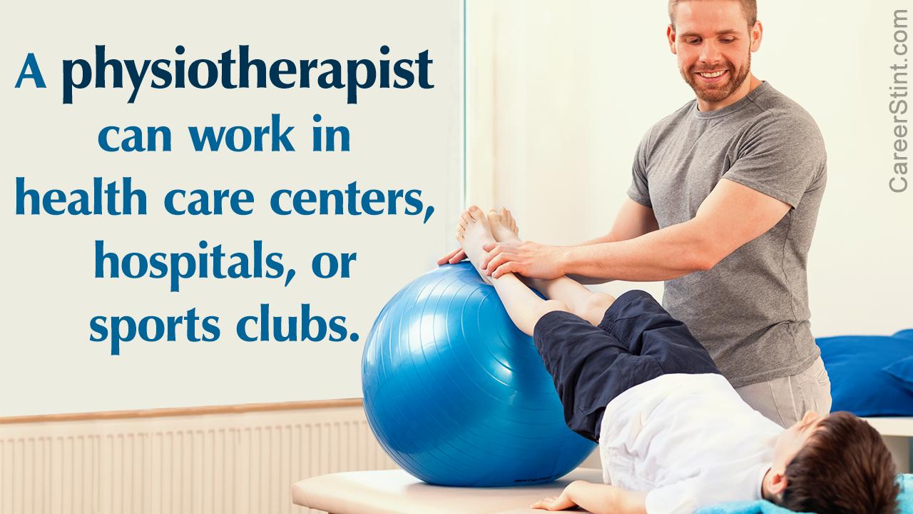 Physiotherapist Salary