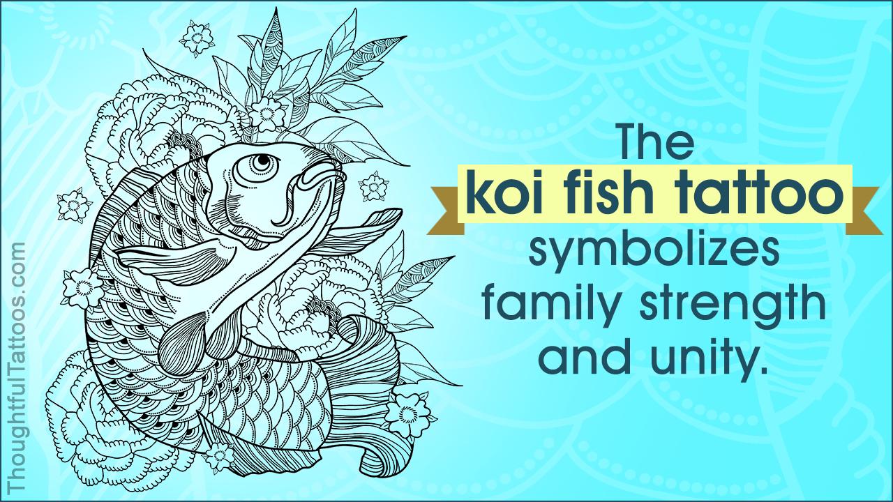 Koi tattoo meaning biocorpaavc