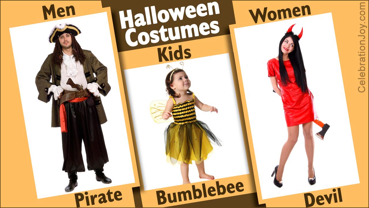 Halloween Costume Ideas 2017