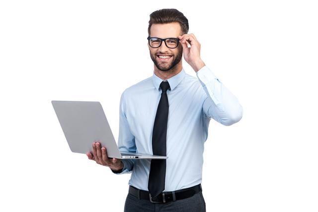 Geek Laptop