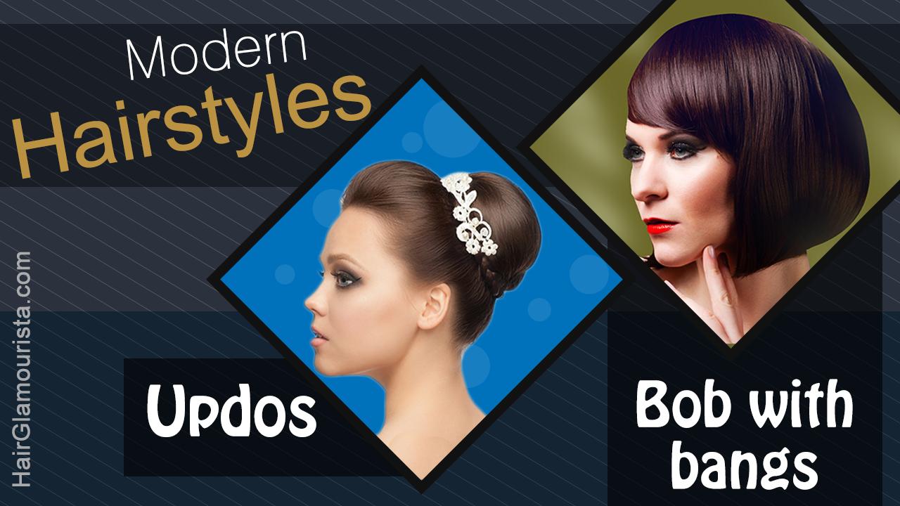 Modern Hairstyles 2018