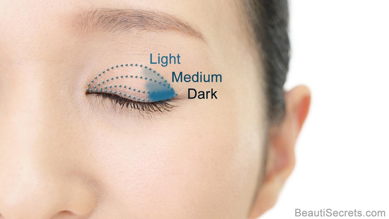 1280 598559924 asian eyes gradient eyeshadow steps
