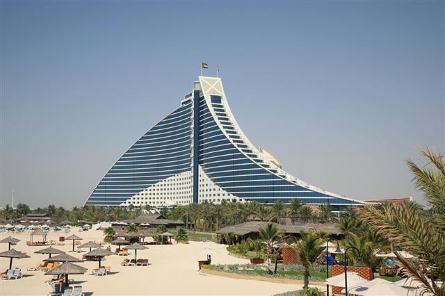 Beach Hotel In Jumeirah Dubai