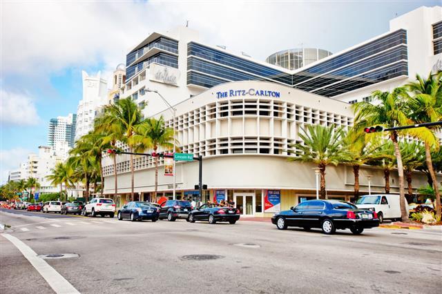 The Ritz Carlton Hotel Miami