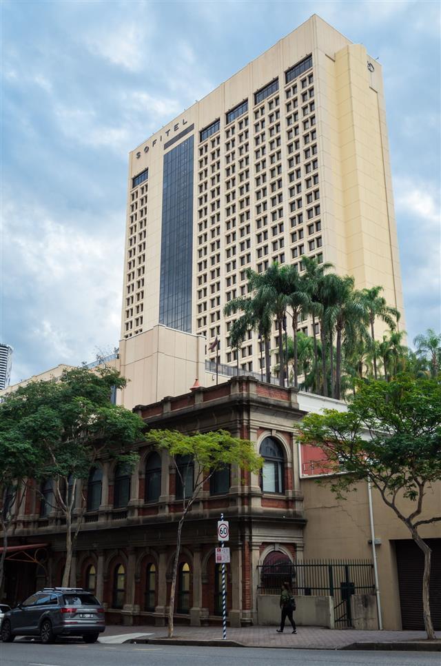 Sofitel Brisbane Central Luxury Hotel