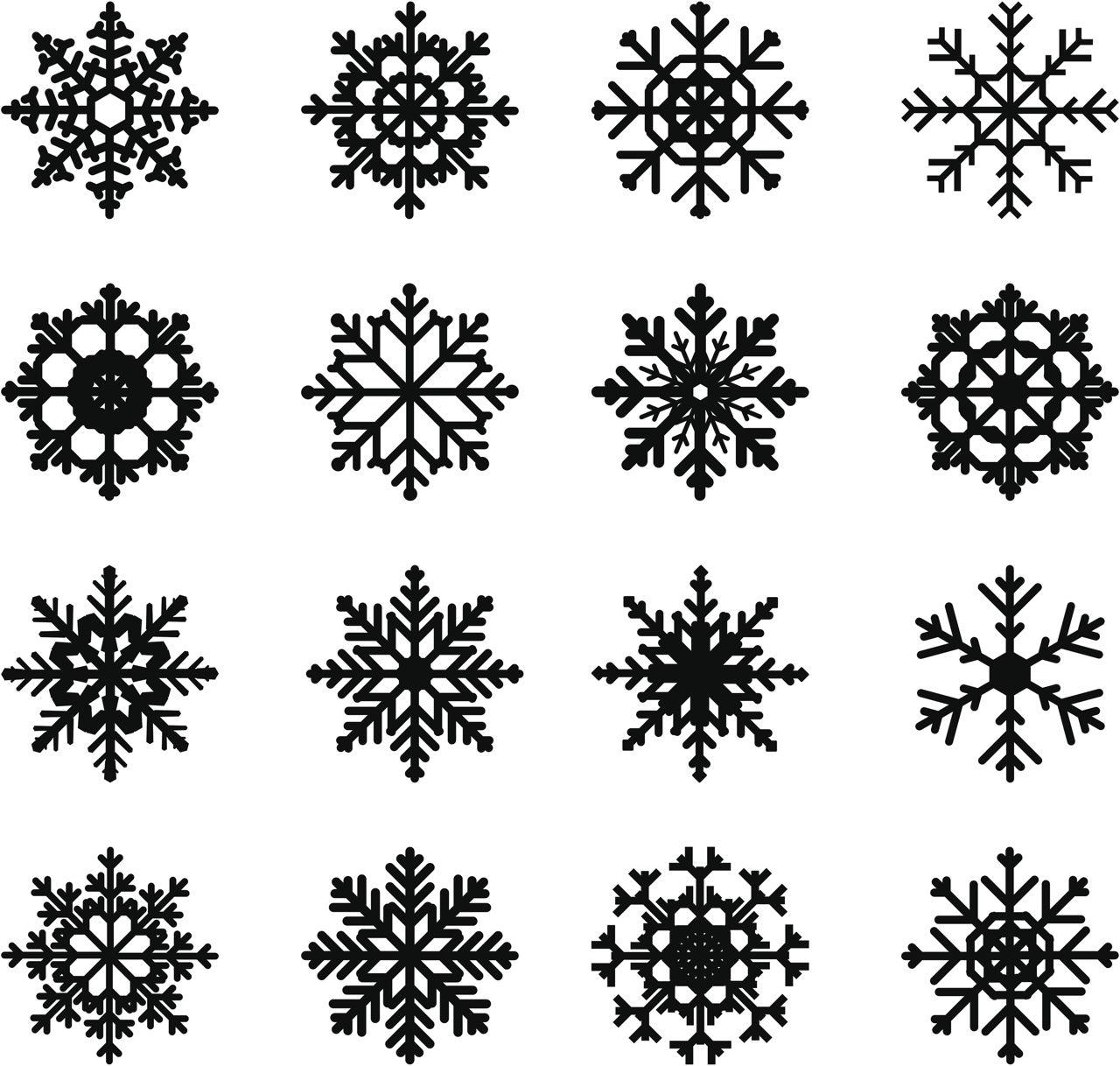 snow flake design