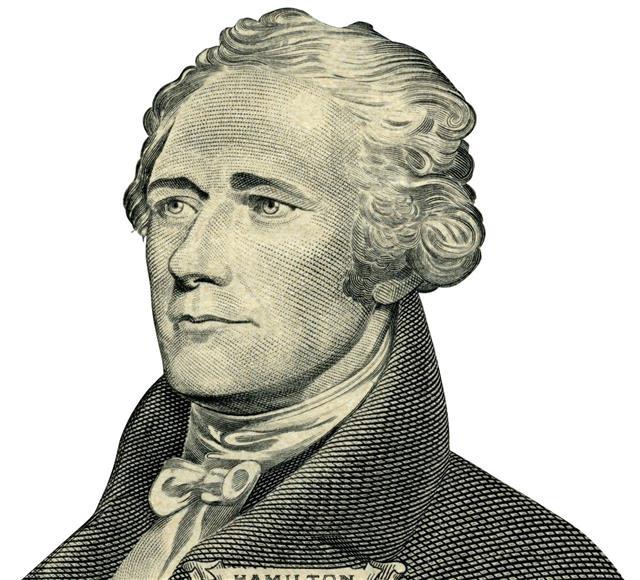 President Alexander Hamilton