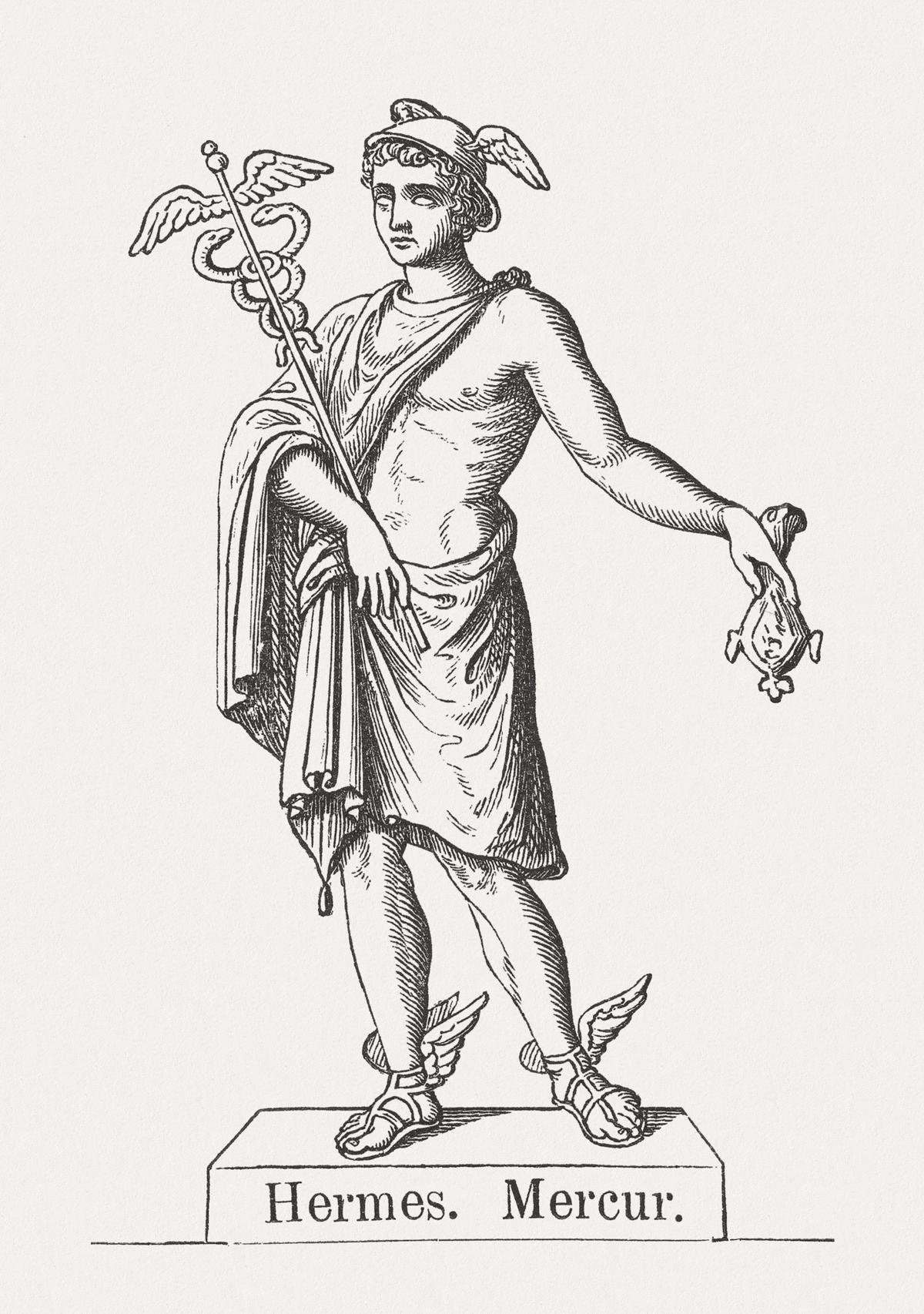 Pluto The Roman God Of The Underworld