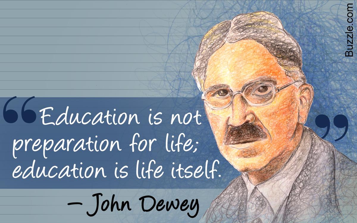 John Dewey's Theories