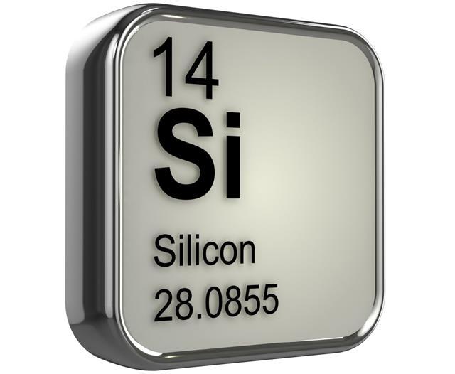 Silicon element