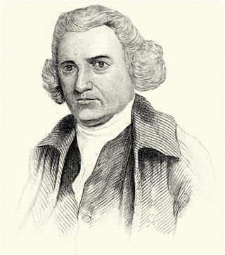 Portrait of John Smeaton