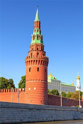 Kremlin Vodovzvodnaya Tower