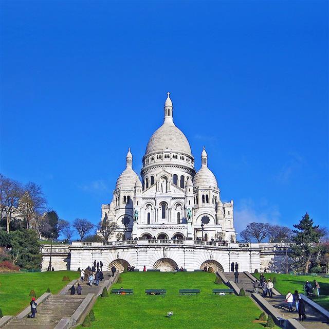 Sacre Cour Paris