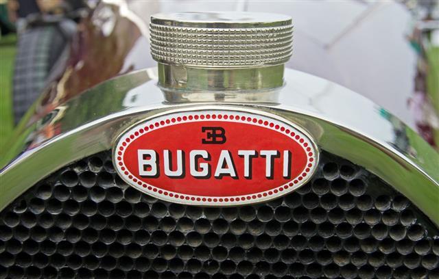 Bugatti Name