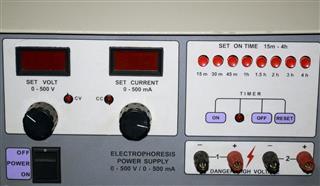 Electrophoresis Power Supply Machine