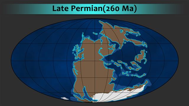 late permian