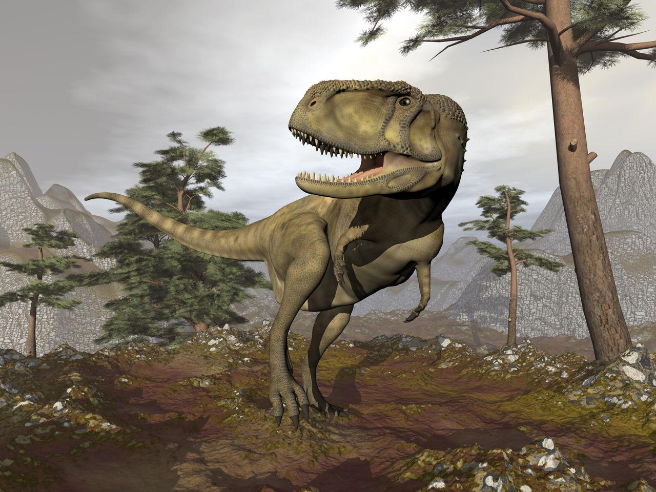 Dinosaurs Era Mesozoic Era Ti...